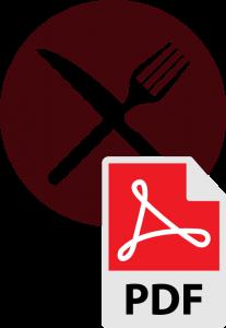PDF Symbol Speisekarte Pizzeria Napoli Weimar